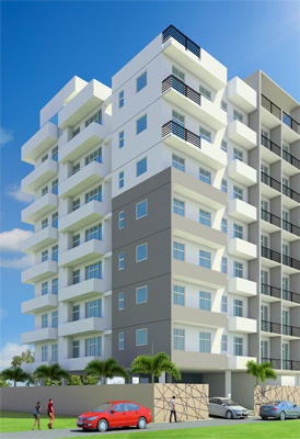 APPARTMENT COMPLEX AT NO 24, INNER FAIR LINE,DEHIWALA