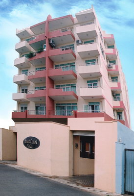 Mount Court Apartment Complex at Mount Lavinia.