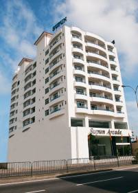 SUPUN SUPER APARTMENT & SHOPPING COMPLEX AT NO 56, GALLE ROAD, COLOMBO 6.