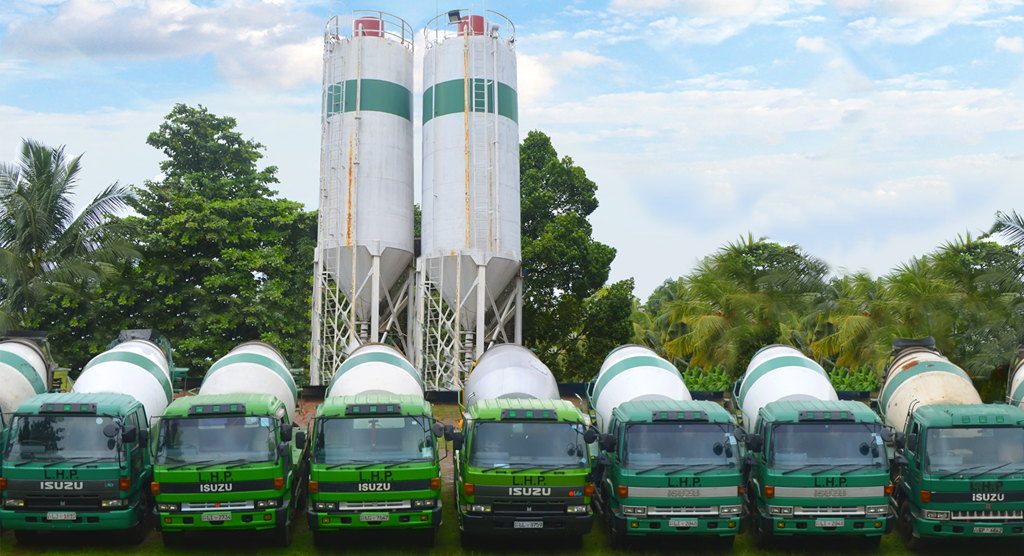 Manufacturing And Supplying Of Concrete Ready Mix