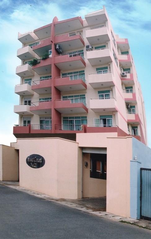 Mount Court Apartment Complex at Mount Lavinia.
