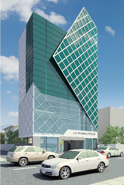 NEW OFFICE BUILDING AT NO 149,NAWALA ROAD, NARAHENPITA, COLOMBO 5