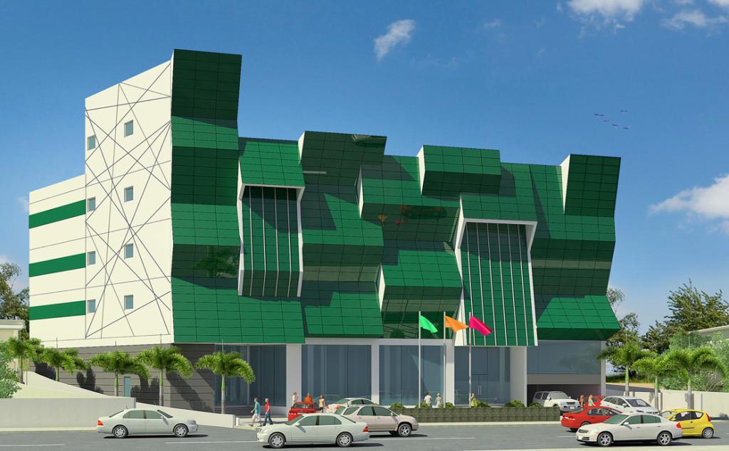 wijedasa rajapaksha New Building